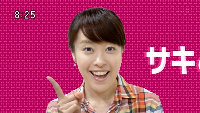 片山千恵子 サキどり↑ NHKニュース 1