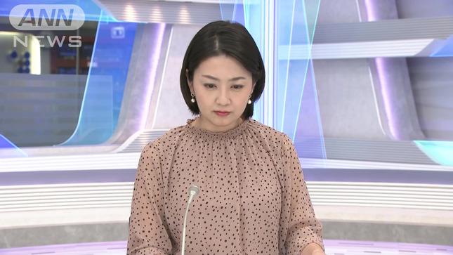 矢島悠子 ANNnews AbemaNews 1
