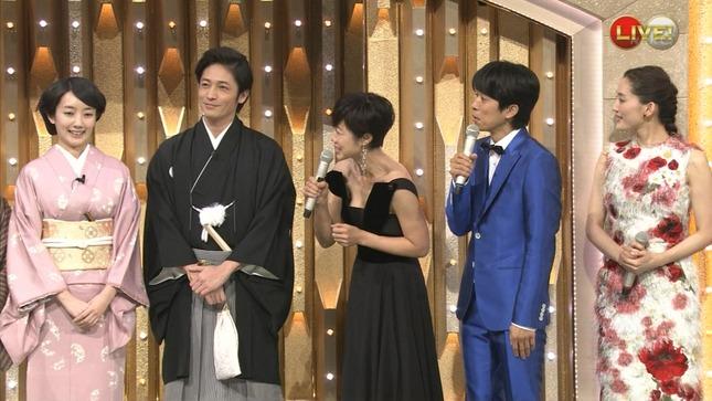 有働由美子 第66回NHK紅白歌合戦 14