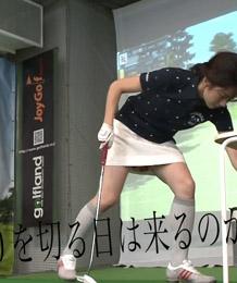 田中萌アナが120を切るまでの物語 28