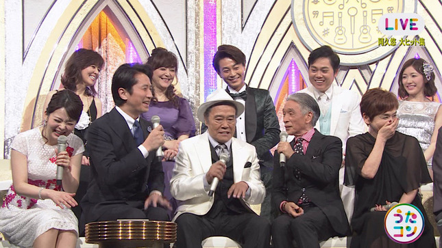 橋本奈穂子 うたコン 9