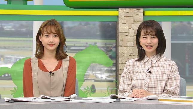 高田秋 BSイレブン競馬中継 高見侑里 16