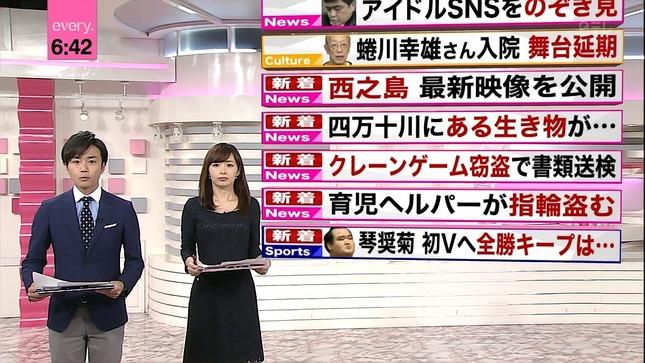 伊藤綾子 中島芽生 NewsEvery 6