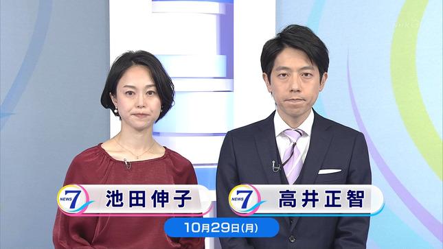 池田伸子 NHKニュース7  ファミリーヒストリー 1