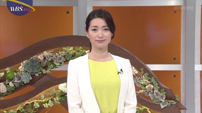 大江麻理子 相内優香 ワールドビジネスサテライト 1