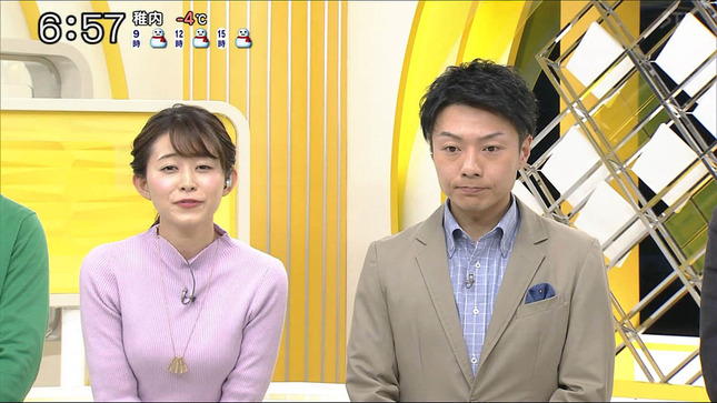 大家彩香 どさんこワイド!!朝! 14