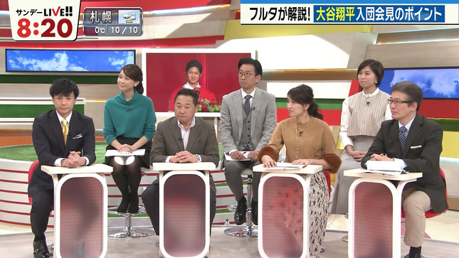 ヒロド歩美 サンデーLIVE!! 13