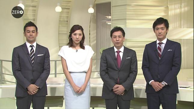 山岸舞彩 NewsZero 20