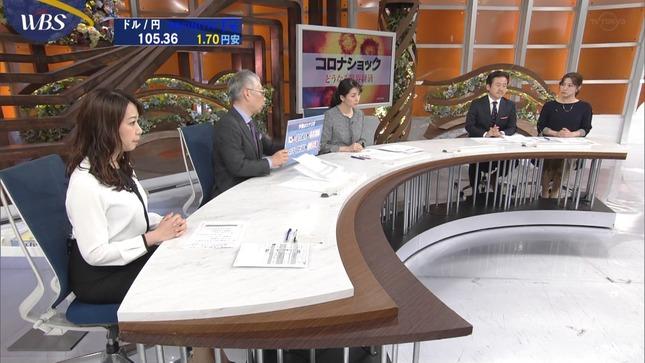 須黒清華 ワールドビジネスサテライト 6
