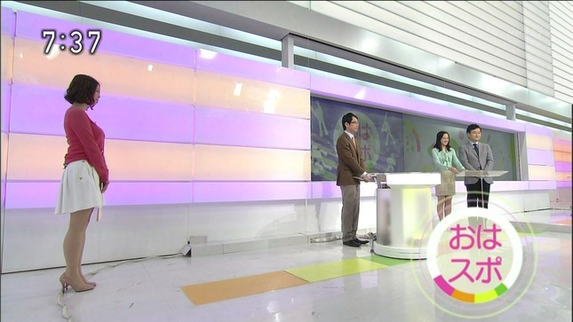 杉浦友紀 おはよう日本 キャプチャー画像 12