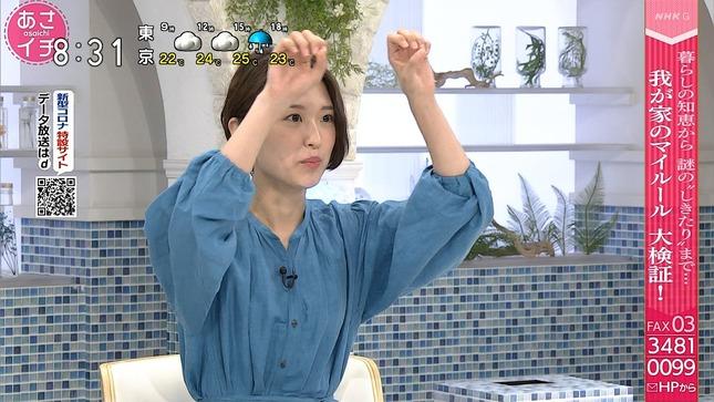 近江友里恵 あさイチ 10