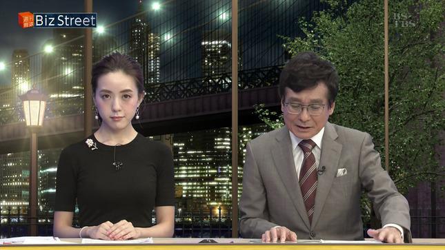 古谷有美 週刊報道Bizストリート 1