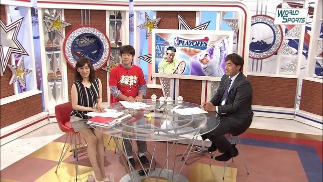 平原沖恵 ワールドスポーツMLB 8