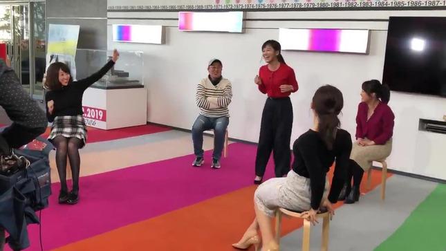 中村秀香 黒木千晶 ytvアナウンサー向上委員会 ギューン↑9