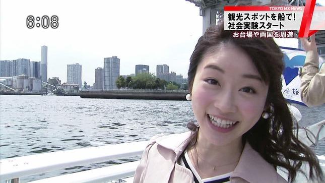 牧野結美 TOKYO MX NEWS 12