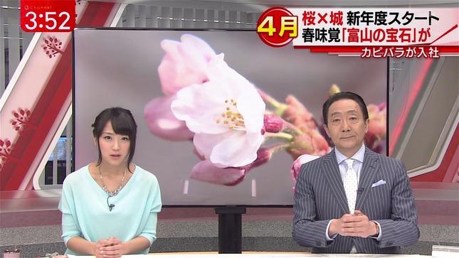 竹内由恵 スーパーJチャンネル 加藤真輝子 堂真理子 1