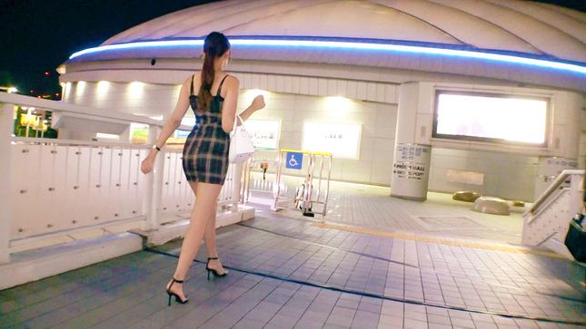 激カワ&170cm美脚 24歳 むっつりスケベ美女 2