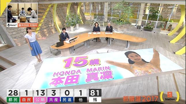紀真耶 高島彩 サタデー サンデーステーション Bridge 2