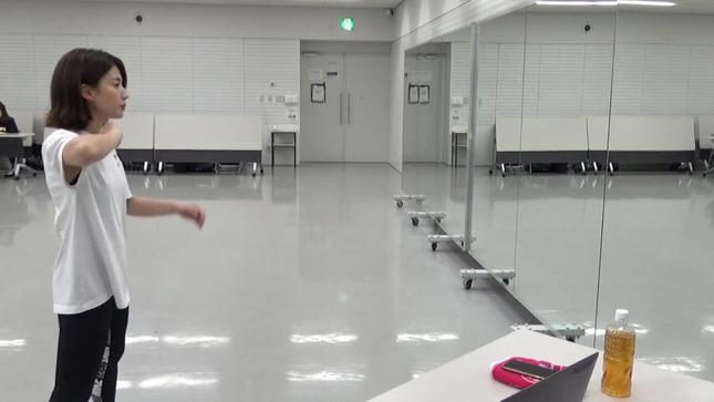 田中萌アナ10日間の記録 女子アナダンス部 18