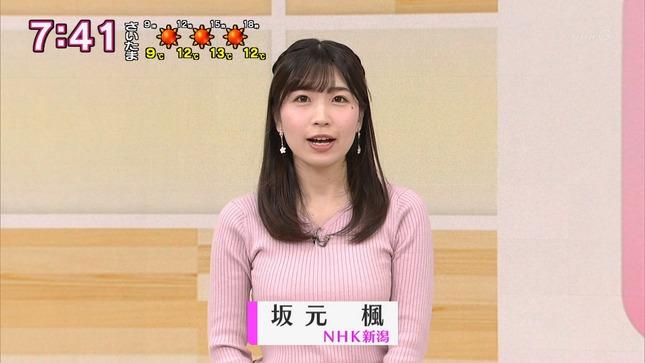 坂元楓 小郷知子 おはよう日本 6