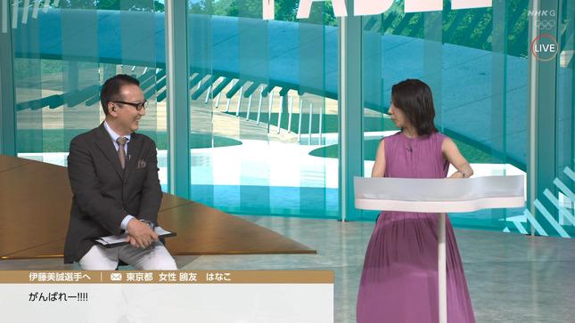 保里小百合 東京2020オリンピック・パラリンピック 10