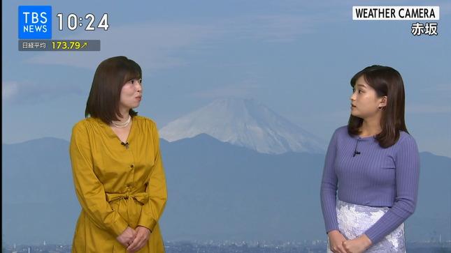 篠原梨菜 TBSニュース 1番だけが知っている 7