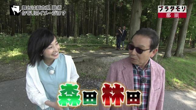 林田理沙 ブラタモリ おはよう日本 2