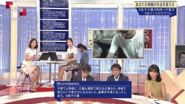 田中泉 鎌倉千秋 クローズアップ現代+ 夏季特集 9