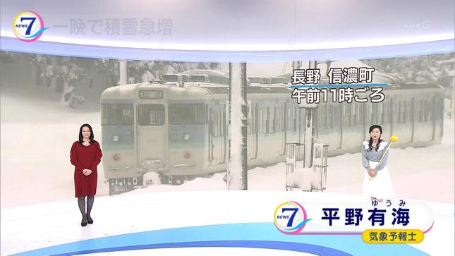 鈴木奈穂子 NHKニュース7 5