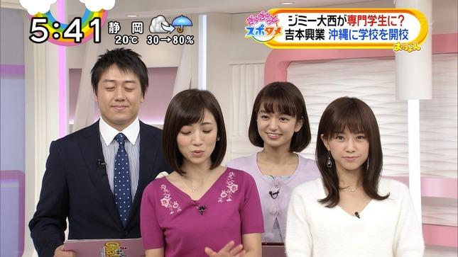 中川絵美里 Jリーグタイム Oha!4 16