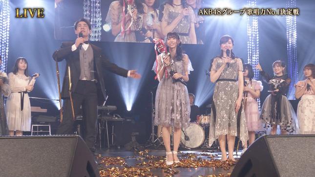 宇賀神メグ はやドキ! AKB48グループ歌唱力No1決定戦 5