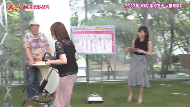 中村秀香 アナウンサー向上委員会ギューン↑ 佐藤佳奈 8