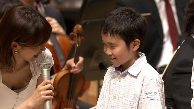 加藤綾子 クラシック音楽館 N響ほっとコンサート29