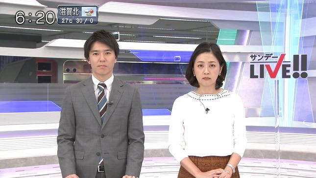 矢島悠子 スーパーJチャンネル サンデーLIVE!! ANNnews 8
