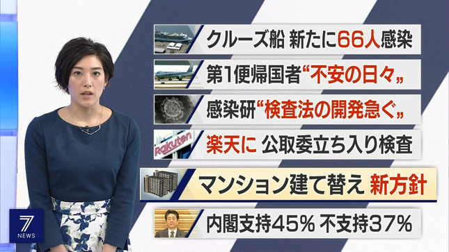 上原光紀 NHKニュース7 首都圏ニュース845 12