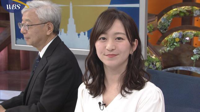 片渕茜 ワールドビジネスサテライト 10