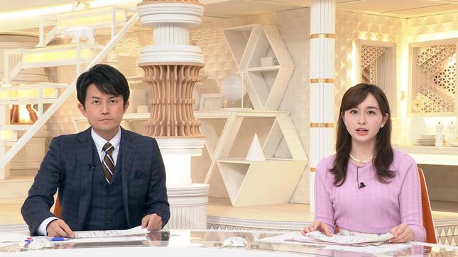 宇賀神メグ Nスタ TBSニュース 宇内梨沙 7
