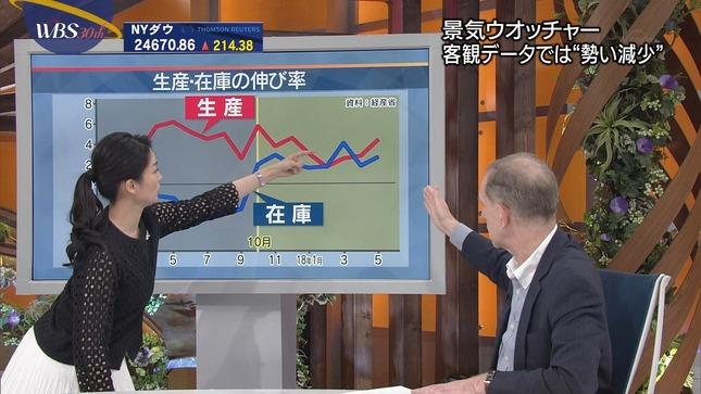 大江麻理子 ワールドビジネスサテライト 18