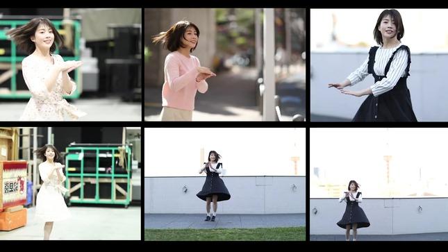 田中萌アナ7日間の記録【本気ダンス完全版】 21