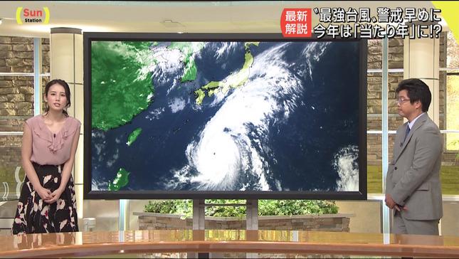 森川夕貴 サンデーステーション 報道ステーション 11
