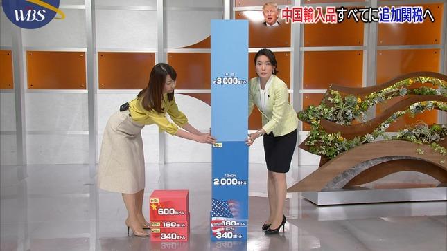 大江麻理子 須黒清華 ワールドビジネスサテライト 7