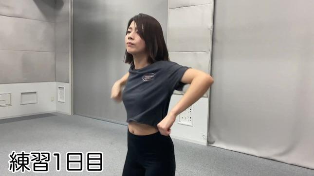 田中萌アナ7日間の記録【本気ダンス完全版】 2