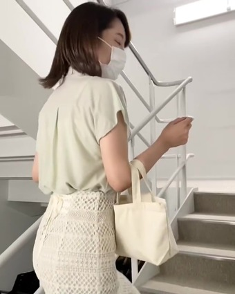 竹﨑由佳 Instagram 4