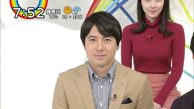熊谷江里子 徳島えりか ZIP! 16