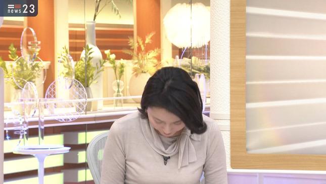 小川彩佳 news23 TBSニュース 5