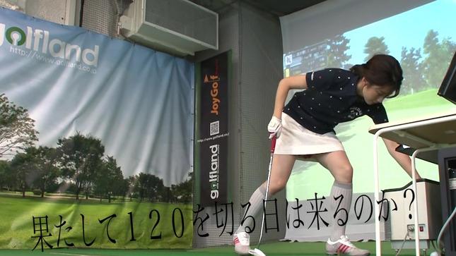 田中萌アナが120を切るまでの物語 22