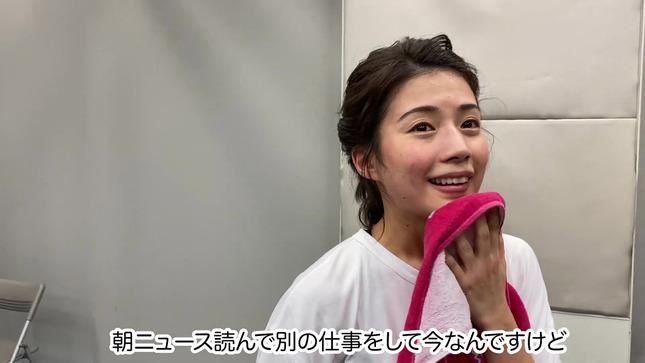 田中萌アナ10日間の記録 女子アナダンス部 35