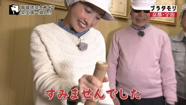 林田理沙 ブラタモリ おはよう日本11