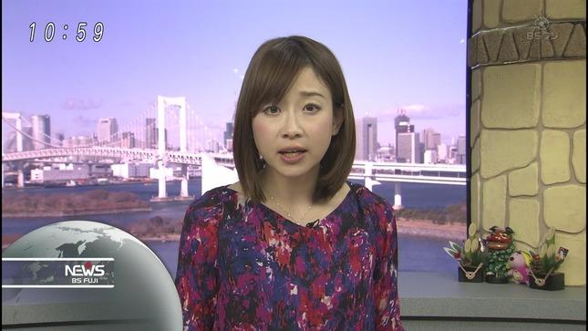松尾翠 BSフジNEWS 02