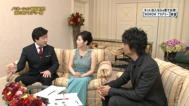高島彩 ノミネーション徹底紹介第87回アカデミー賞 09